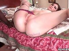 Pretty Chick Starves For Big Black Cock 3