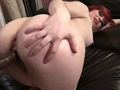 Booty White Chick Enjoys Massive Black Dick 4