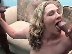 Slutty Lindsey Starves For Black Dicks 2