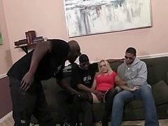 Awesome Angel Allwood Is Fond Of Big Black Cocks 2