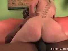 Cherry Torn Likes To Feel Black Rod Inside Her Cunt 2