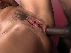 Breasted Lady Lisa Ann Gets Fucked By Black Stud 2