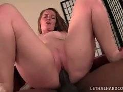 Rico Strong Pounds Naughty White Babe Emily Eve 2