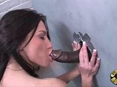Hot Karina O`Reilley Starves For Large Black Dick 2