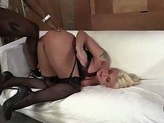 Nasty Leya Falcon Loves Big Black Cock In Her Hole 1