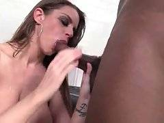 Nasty Brooklyn Chase Pleases Numerous Black Guys 2