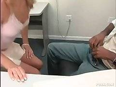 Young Blonde Knows How To Get Want She Wants 3