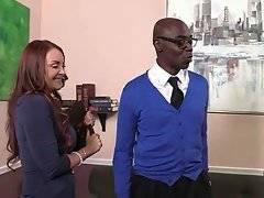Janet Mason Shows Sean Michaels Some Property 1